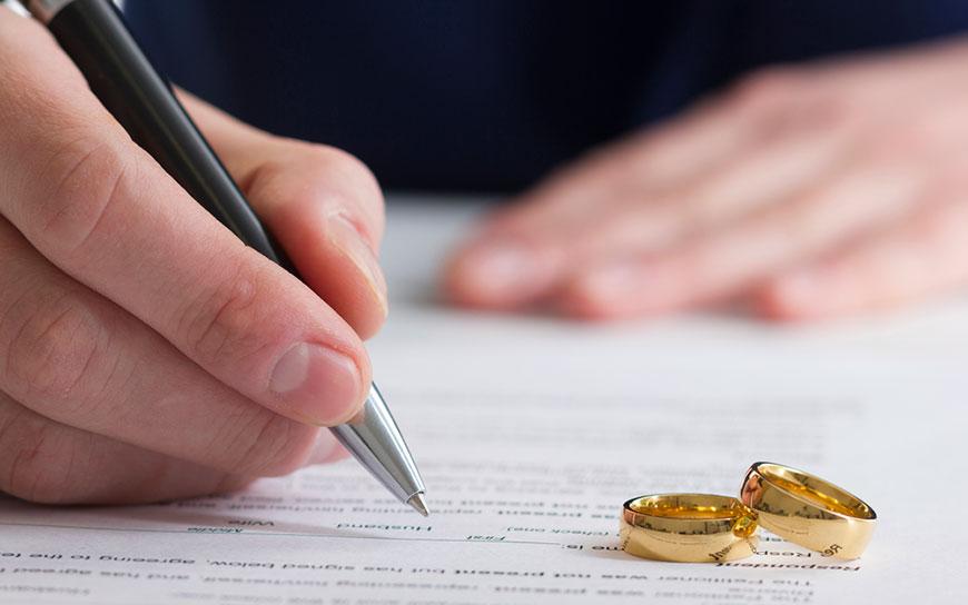 Что происходит с брачным договором после смерти супруга?