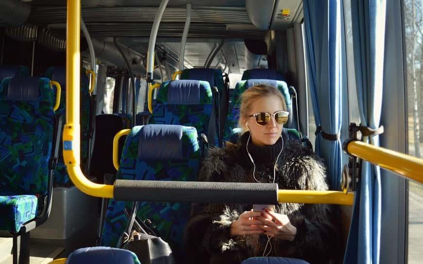 штраф за безбилетный проезд в автобусе